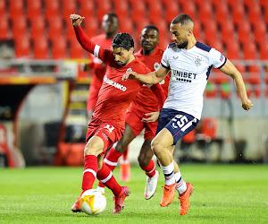 """L'Antwerp aura besoin d'un exploit ce jeudi soir en Écosse : """"Didier Lamkel Zé est capable de faire à nouveau la différence"""""""