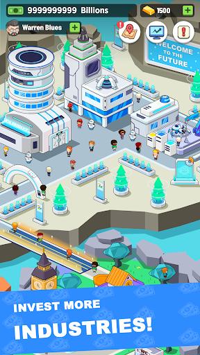Idle Investor - Best idle game apklade screenshots 2