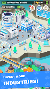 Idle Investor – Best idle game MOD APK [Unlimited Money] 2
