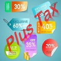 Sales and Tax Calculator icon