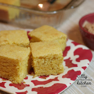 The Best Sweet Cornbread You'Ll Ever Have! {Gluten-Free} Recipe