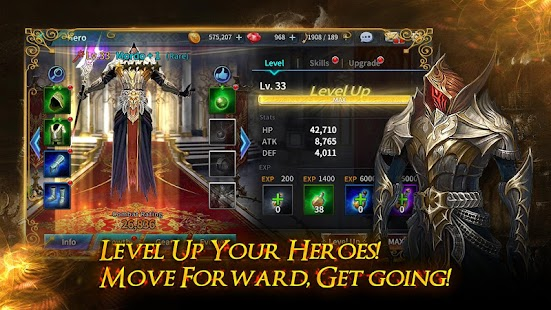 Soul of Heroes : Empire Wars - náhled