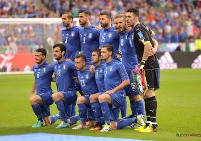 Bonne nouvelle pour l'Italie !