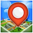 GPS Directions Navigation & Maps : Route Finder icon