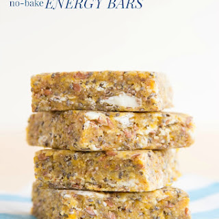 Mango Coconut Chia No-Bake Energy Bars - #FindYourFun with Crocs