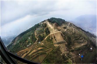 Photo: Kangel Danda Airport, Nepal (2080 m)