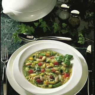Provencal Vegetable Soup
