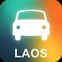 Laos Navegação GPS icon