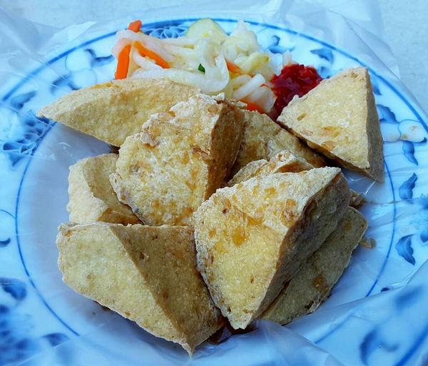 永樂臭豆腐/涼麵