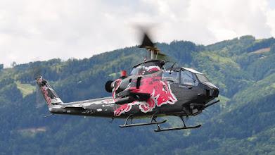Photo: Śmigłowiec szturmowy AH-1F Cobra z zespołu Flying Bulls