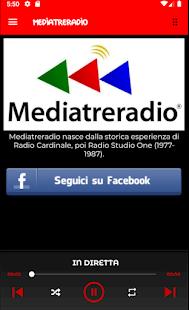 Download Mediatreradio For PC Windows and Mac apk screenshot 1
