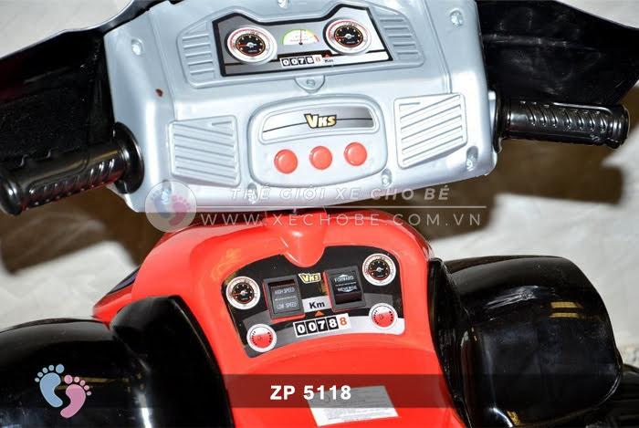 Mô tô điện địa hình 4 bánh ZP 5118 8