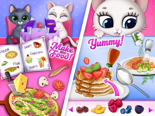 Kitty Meow Meow - My Cute Cat Day Care & Fun 2.0.125 screenshots 9