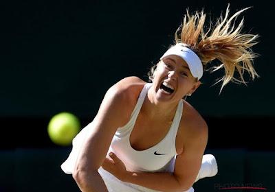 """Tennis: Sharapova: """"La plus belle sensation"""""""