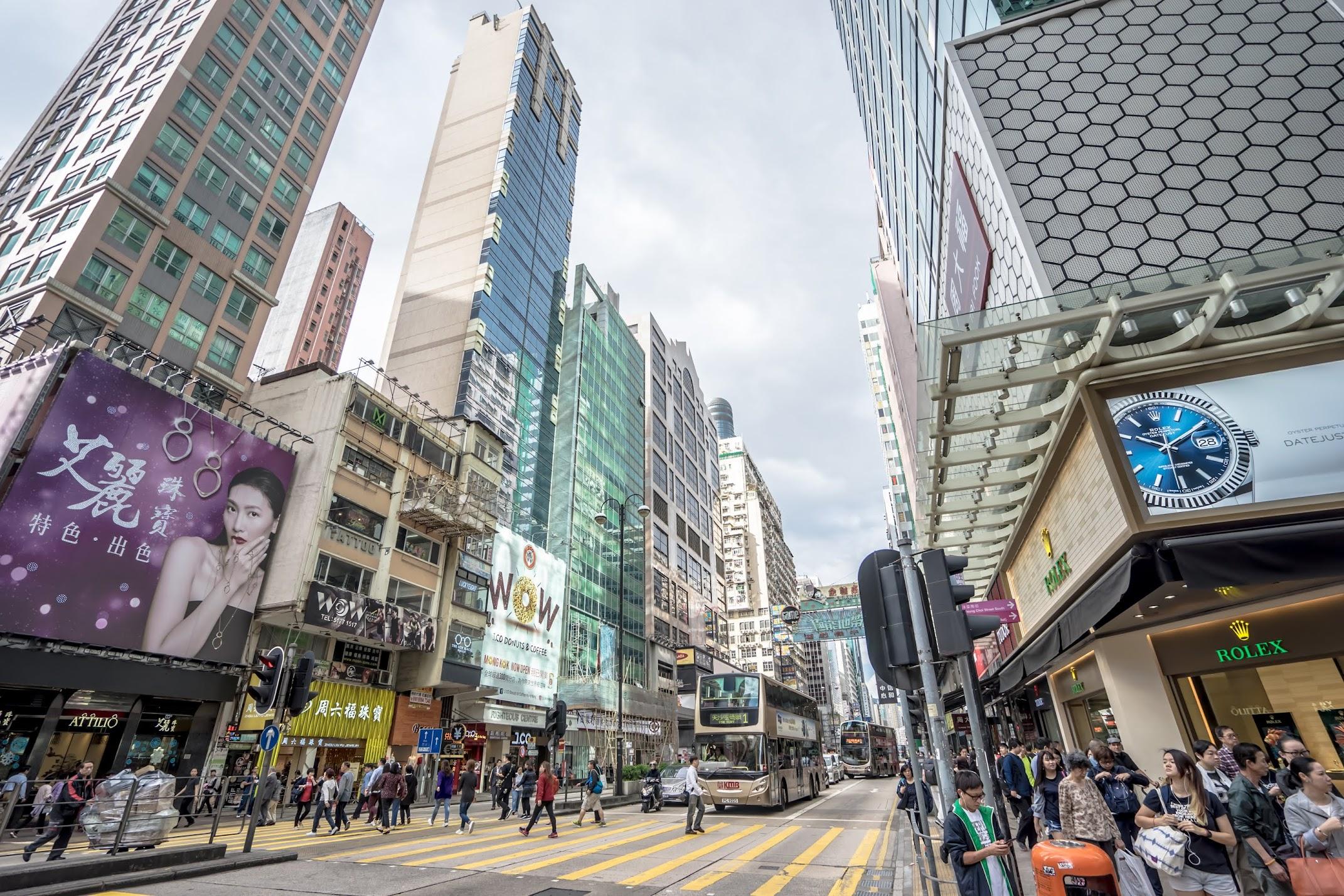 香港 油麻地1