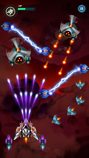 Infinite Shooting: Galaxy Attack  screenshots 1