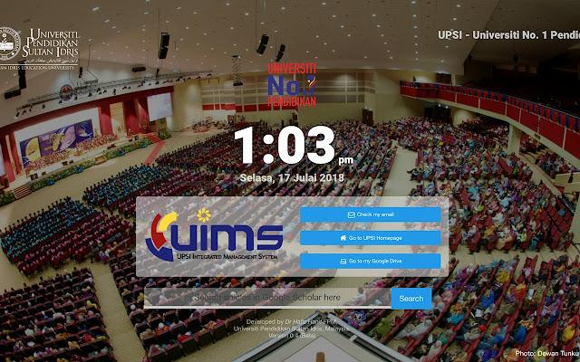 UPSI Start Hub