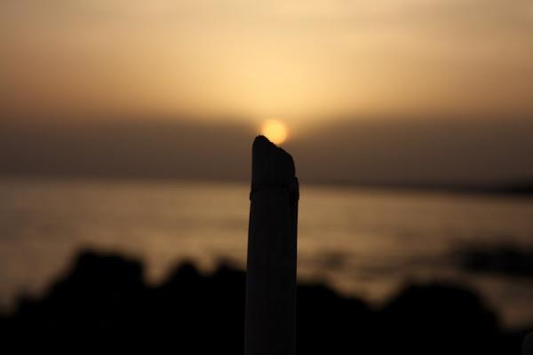 La candela di maoastori
