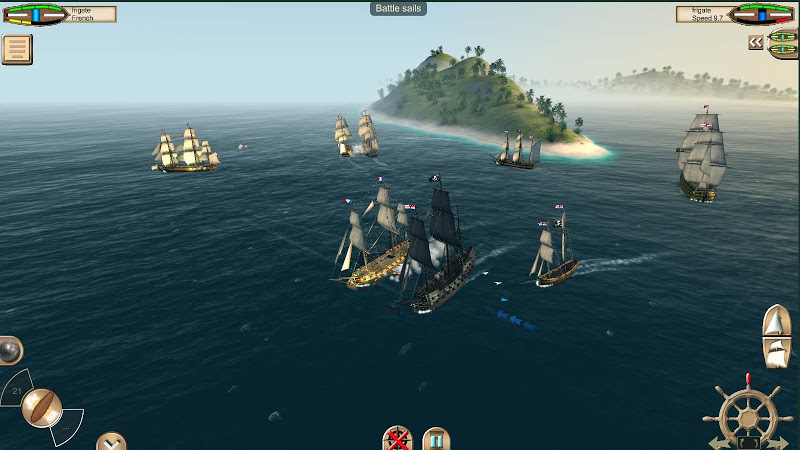 The Pirate: Caribbean Hunt Screenshot 3
