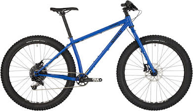 Surly Karate Monkey 27.5+ Complete Bike - Blue Porta Potty