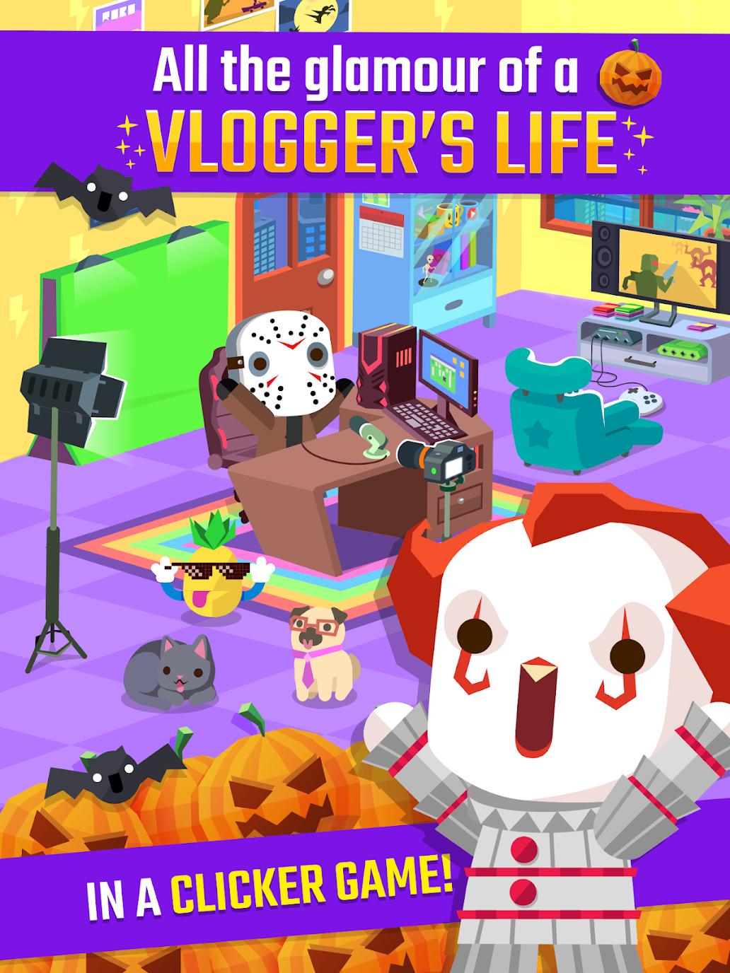 Vlogger Go Viral – Tuber Game MOD (Unlimited Crystals) 2.10.3 Apk 9