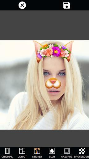 Beauty Makeup Selfie Camera MakeOver Photo Editor  screenshots 13