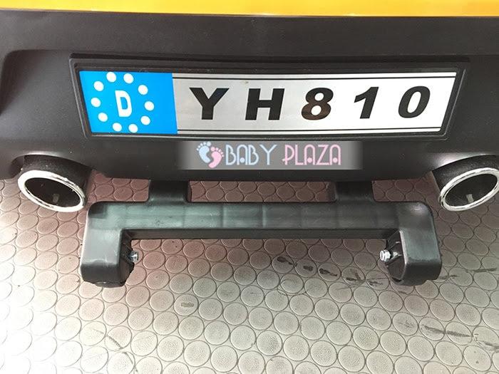 Xe ô tô điện trẻ em YH-810 10