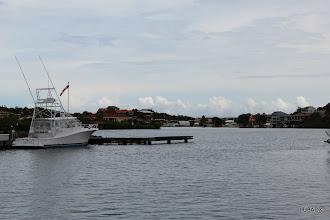 Photo: Vista desde el Yacht Club Curazao