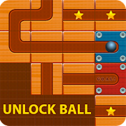Legend of Unlock The Ball - Slide Puzzle