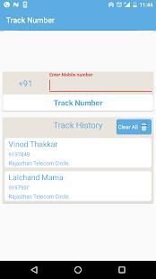 Mobile Caller ID Live Tracker - náhled
