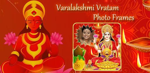 Shravana Masam Special Varalaxmi Vratam's HD Photo Frames.