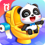 Baby Panda's Potty Training - Toilet Time 8.36.00.06