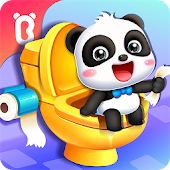 Baby Panda's Potty Training - Toilet Time