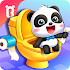 Baby Panda's Potty Training - Toilet Time 8.35.00.00