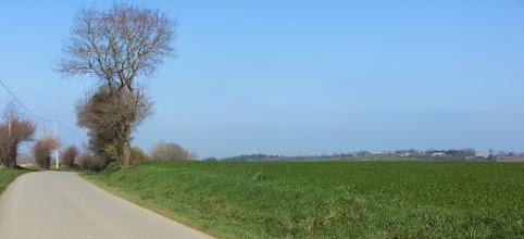 Photo: Campagne vers Pleyben