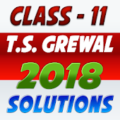 Account Class-11 Solutions (TS Grewal) 2018