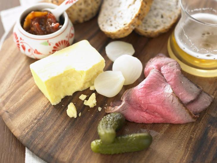 Roast Beef Sandwiches Recipe