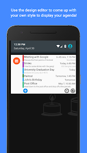 Calendar Notify Screenshot