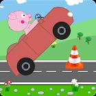 Peppie Pig Car icon