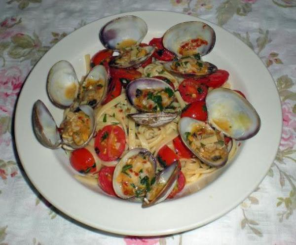 Real Italian Linguine With Clam Sauce Recipe