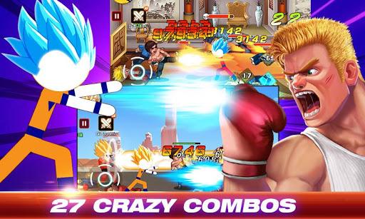 Poing de brutal: arcade hors ligne  captures d'écran 1
