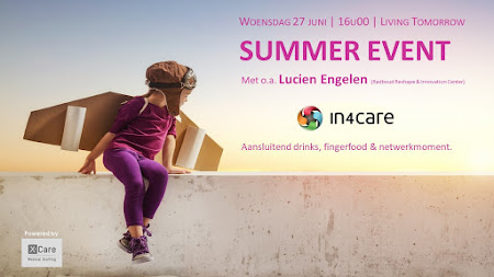 In4care Summer Event op 27/06
