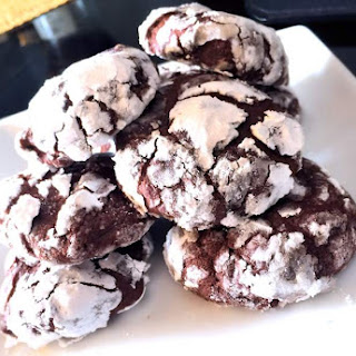 Chocolate Crack Biscuits.
