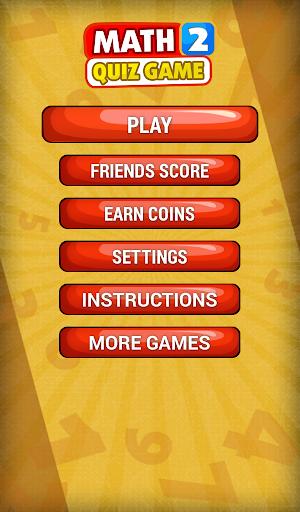 免費下載益智APP|Math 2 Quiz Game app開箱文|APP開箱王