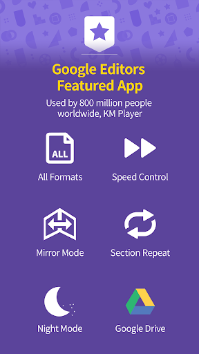 PRO-Video player KM, HD 4K Perfect Player-MOV, AVI  screenshots 3