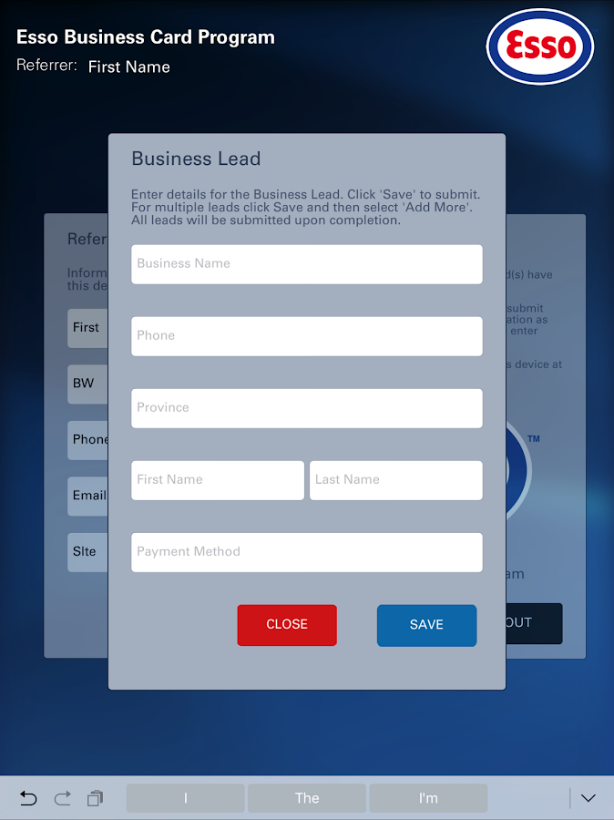 Lead Spot Esso - Android Apps on Google Play