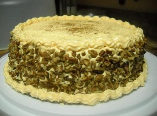 Orange Spice Cake Recipe