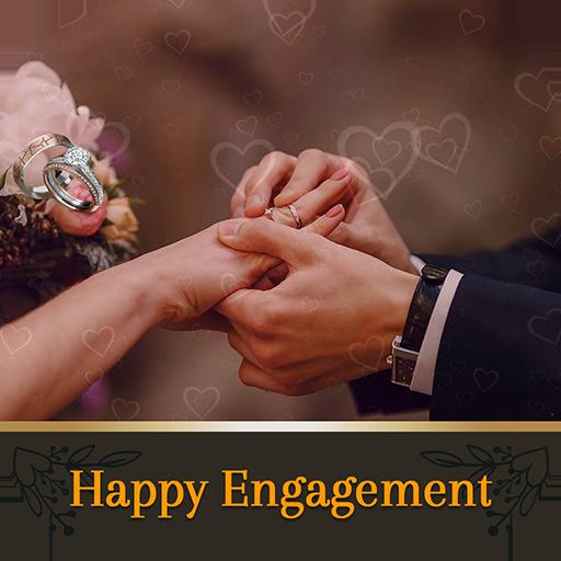 Engagement Invitation Card Maker
