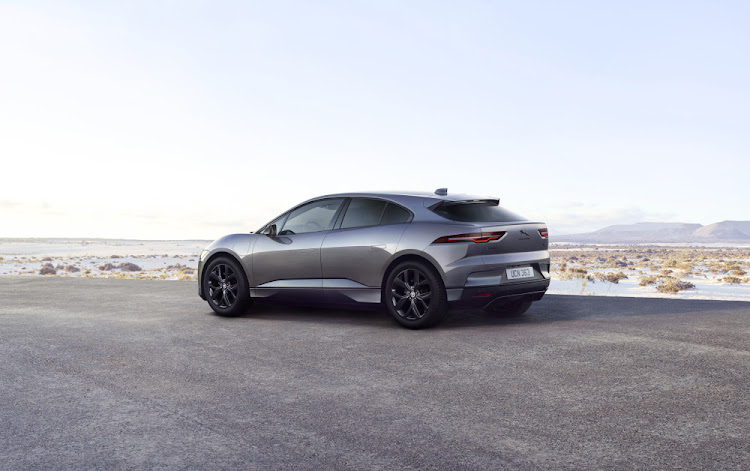 The Jaguar I-Pace Black will arrive in SA during the third quarter of 2021.