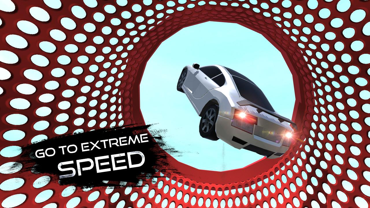 Unlock 100 Stunts - Ultra Ramp Extreme Stunts- screenshot